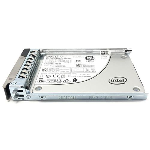 Dell 240GB SSD SATA 6Gbps 512e 2.5in Hot Plug Drive