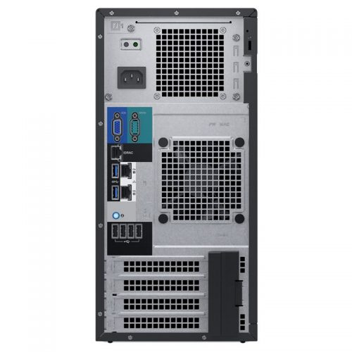 Dell PowerEdge T140 Server E-2124 8GB 2x1TB