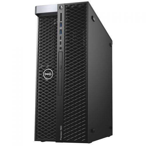 Dell Precision T7820 Masaüstü İş İstasyonu (T7820_Silver-4216)