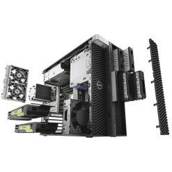 Dell Precision T7820 Masaüstü İş İstasyonu (T7820_Silver-4210)