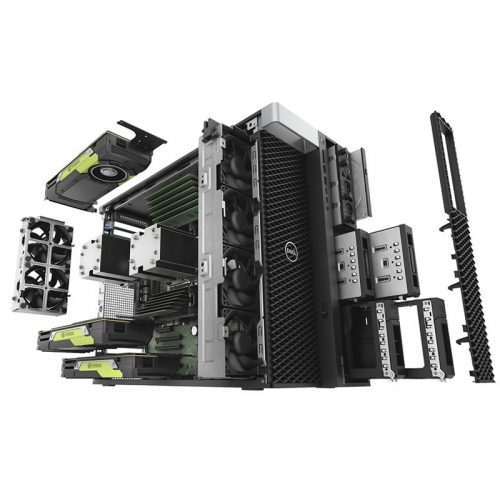 Dell Precision T7920 Masaüstü İş İstasyonu (T7920_Gold-5220)