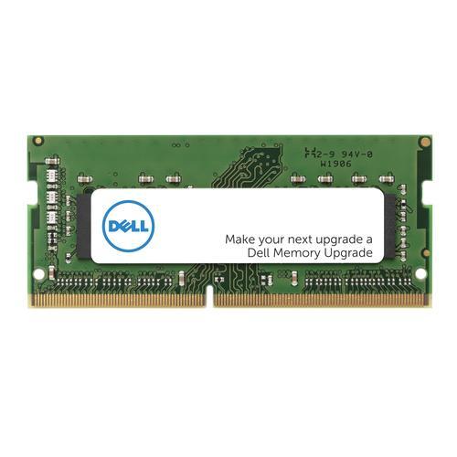 Dell Memory Upgrade - 8GB - 1RX8 DDR4 SODIMM 2666MHz