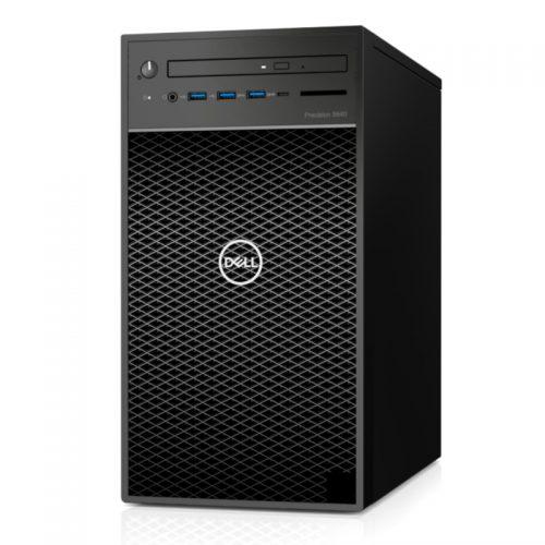 Dell Precision T3640 Masaüstü İş İstasyonu (3640_W-1270-1)