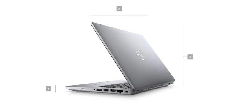 Dell Latitude 5420 Boyutlar