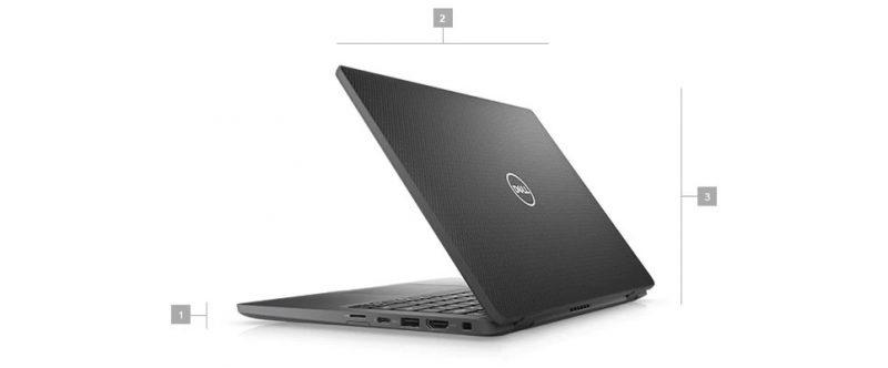 Dell Latitude 7320 Boyutlar