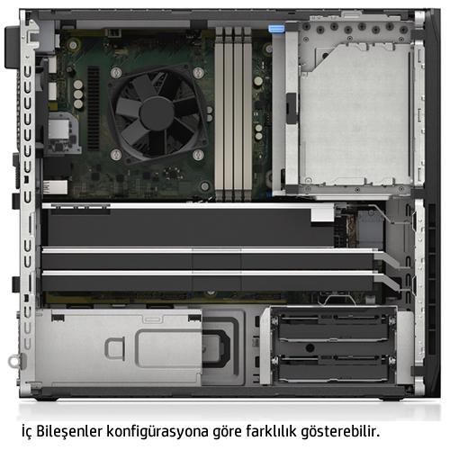 HP Z2 G5 İş İstasyonu 1R4U8ES (i9-10900K, 32GB/1.512TB, RTX4000)