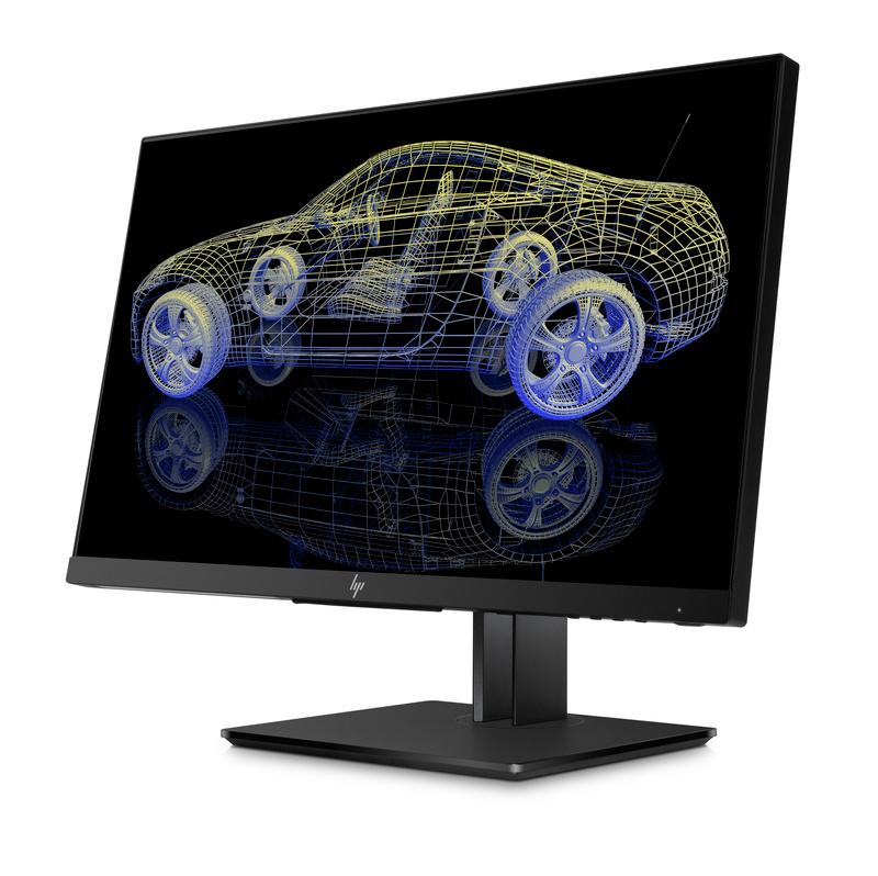 """HP Z23n G2 58,42 cm (23"""") IPS Ekran"""