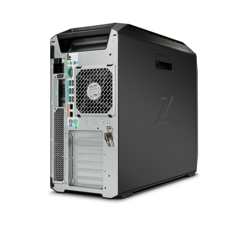 HP Z8 G4 İş İstasyonu (1R4A3ES)