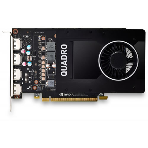 HP NVIDIA Quadro P2200 5GB Graphics