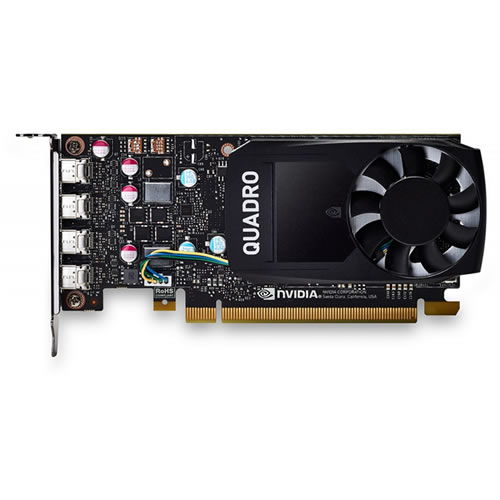 HP NVIDIA Quadro P620 2GB Graphics