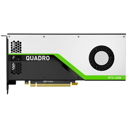 HP NVIDIA Quadro RTX 4000 8GB Graphics