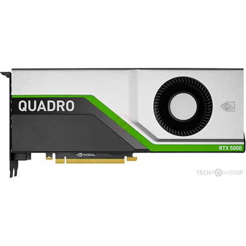 HP NVIDIA Quadro RTX 5000 16 GB Graphics