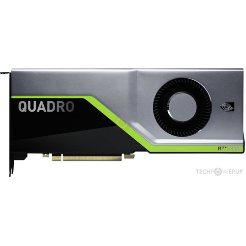 HP NVIDIA Quadro RTX 6000 24 GB Graphics