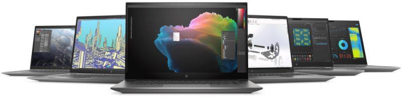 HP ZBook Ailesi
