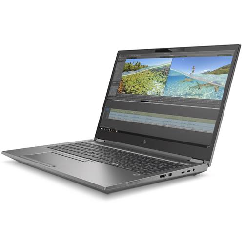 HP ZBook Fury 15 G7 Mobil İş İstasyonu