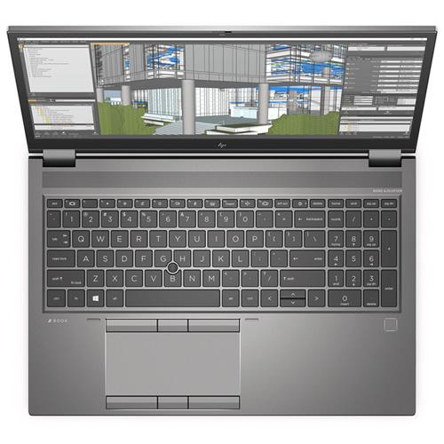 HP ZBook Fury 15 G7 Mobil İş İstasyonu (2C9W6EA)
