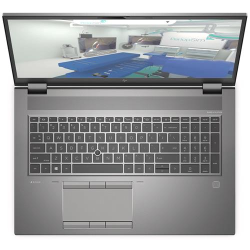HP ZBook Fury 17 G7 Mobil İş İstasyonu (119W4EA)