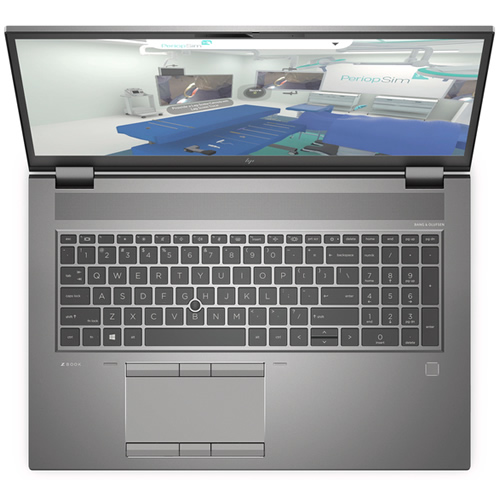 HP ZBook Fury 17 G7 Mobil İş İstasyonu (2C9W2EA)