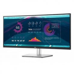 Dell P3421W Kavsli Monitör