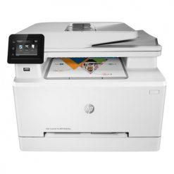 HP Color LaserJet Pro MFP M283fdw Yazıcı (7KW75A)