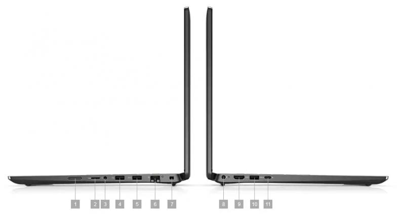 Dell Latitude 3520 Portlar