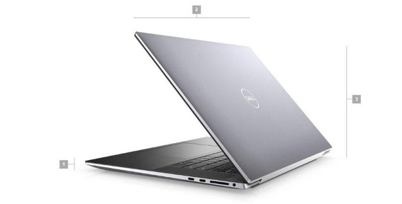 Dell Precision 5760 Boyutlar